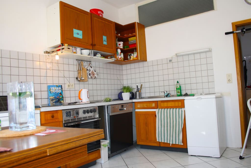 Kitchen/Unsere Küche :-)
