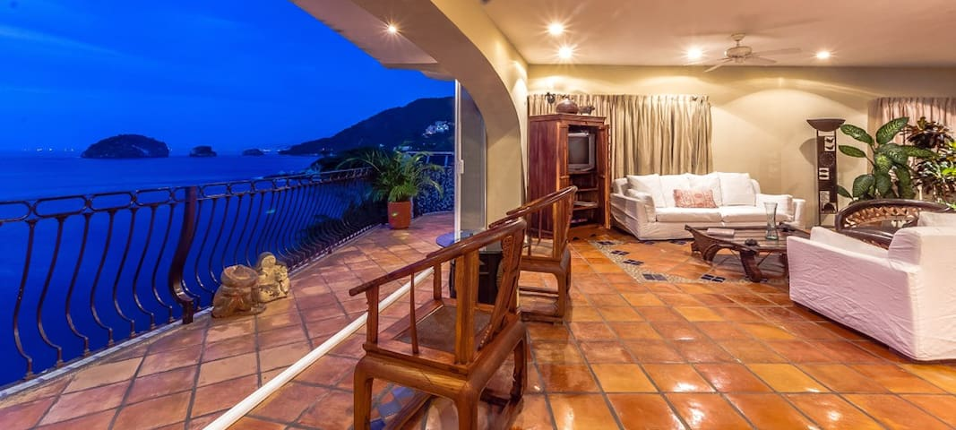 5 BR Breathtaking House in Mismaloya! - Mismaloya - Hus