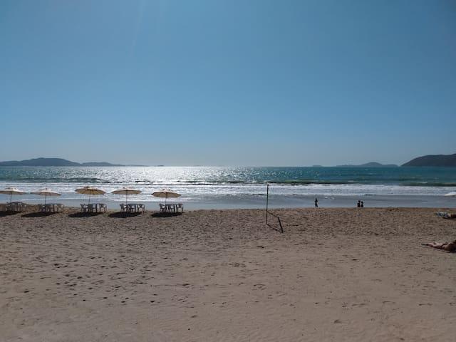 Suíte na Praia do Peró em Cabo Frio
