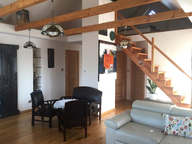 Nice apartment in Mogilany close to Krakow