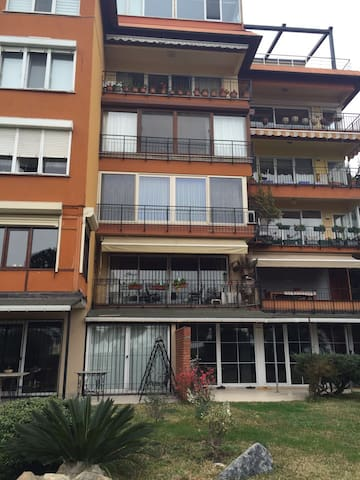 UNIQUE FULL SEE VIEW FLAT - İstanbul  - Apartment