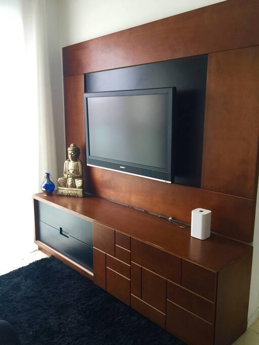 Tv a cabo e Wi fi