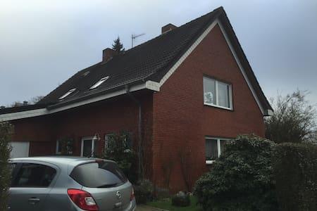 Ruhig, modern, zentral - Ostbevern - Appartement