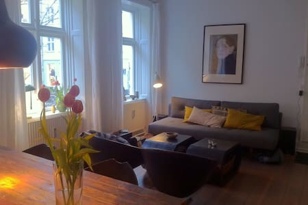 Cosy and stylish apartment in central Copenhagen - Copenhague - Appartement