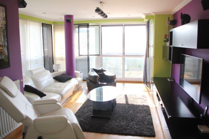 DUPLEX ORIO III - Terraza,parking y WIFI-TSS00031 - Orio - 公寓