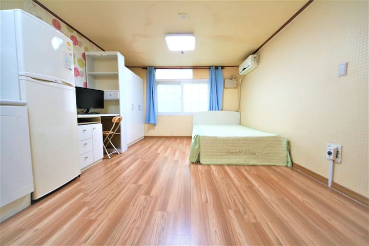 This studio is the best location  in suwon