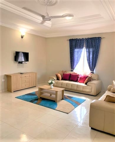 Brand-new Fully Furnished Banjul Apartment