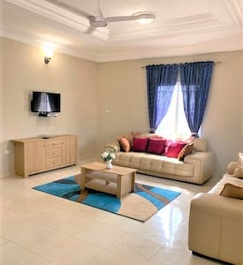 Brand-new Fully Furnished Banjul Apartment