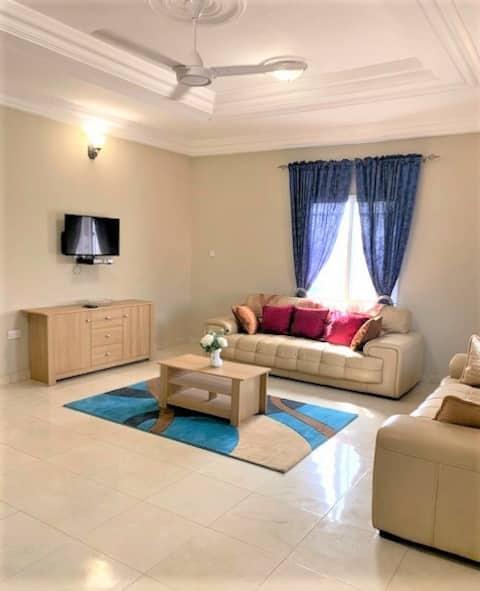 Zupełnie nowy w pełni umeblowany apartament Banjul