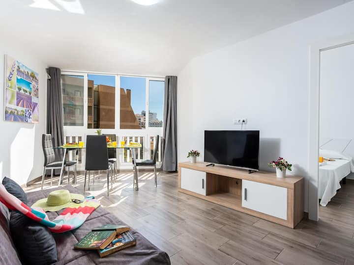 M03G.BEST YOMELY APARTMENT LAS AMERICAS