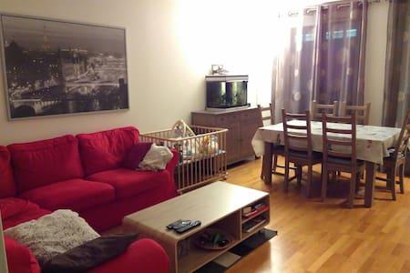 Appt 4 pièces / Immeuble récent - Pontoise - Apartment