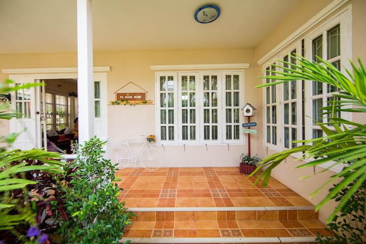 【Romantic villa 】4bedroom/good location