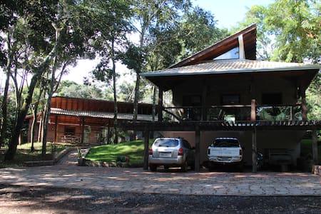 Bosque São Francisco - Chapada dos Guimarães - 小木屋