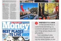 "Thanks to all of you, we were featured in Time, Money Magazine, Real Simple and Parade Magazine for being ""The Most Wished-For Listing in California""!!!   https://www.realsimple.com/work-life/travel/destinations/best-airbnb-listings"