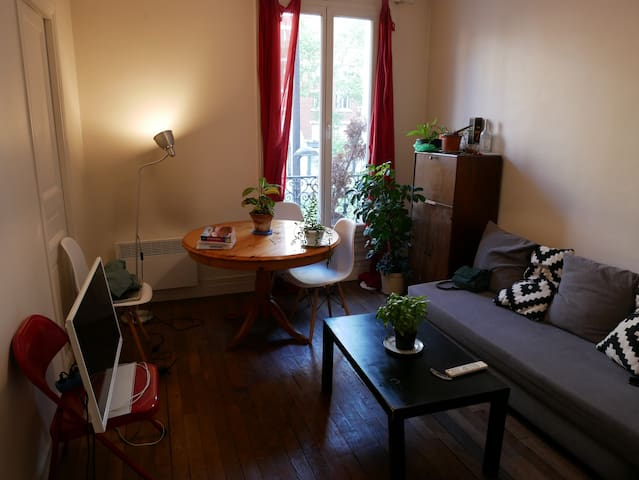Spacious Bedroom - Porte de Vincennes