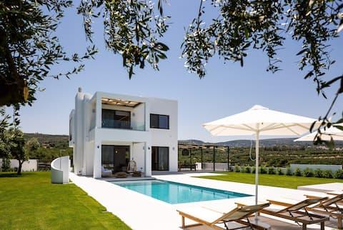 Brand New Villa espaçosa com vistas incríveis