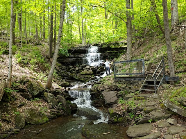 Serenity Falls - Roxbury