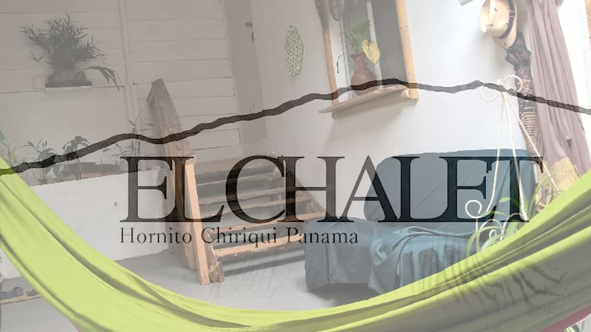 El Chalet -Snooze and Food- - Hornito - Bed & Breakfast