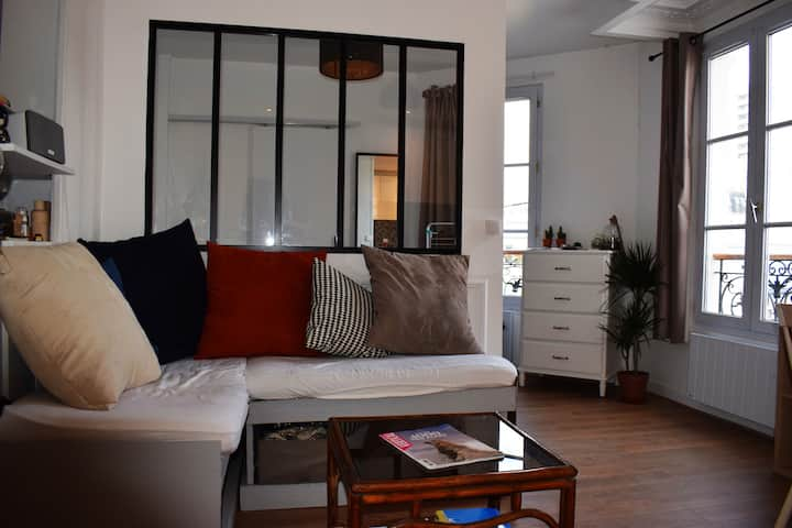 Cosy and furnished apartment