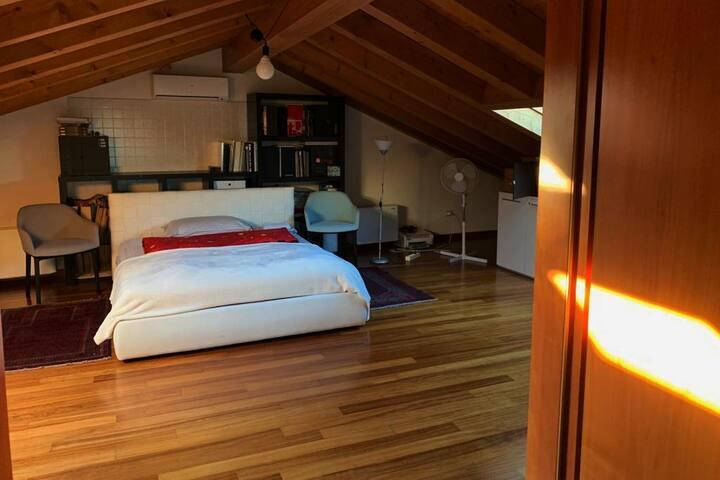 Mansarda Sweet Home