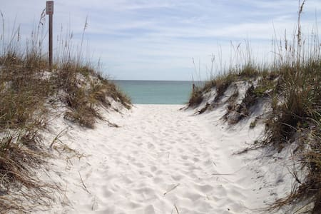 Quiet With views and a Gulf breeze - Pensacola Beach - Condomínio