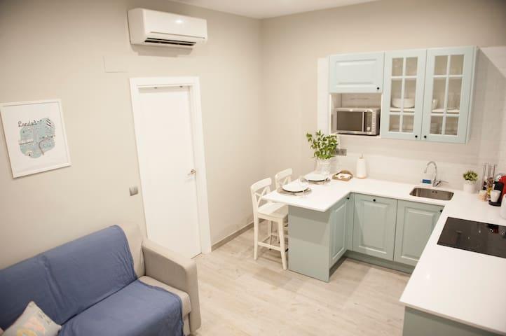 Modern apartment close to Retiro