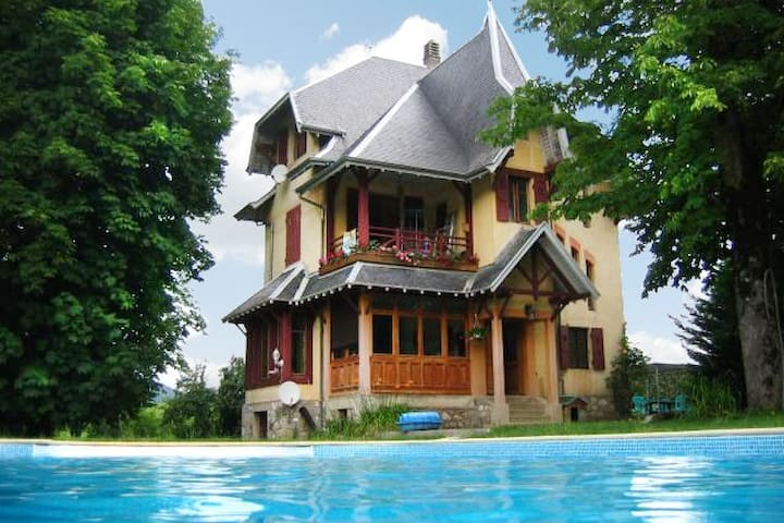 Small manor house next to Annecy - Alby-sur-Chéran - Haus