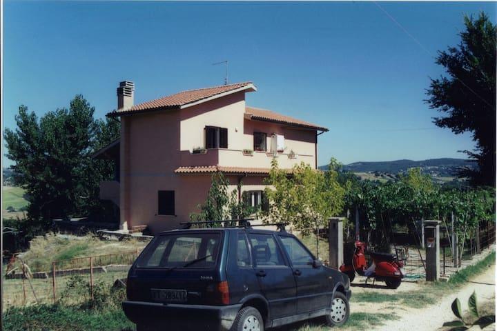 villa Gentile - Narni - Pis