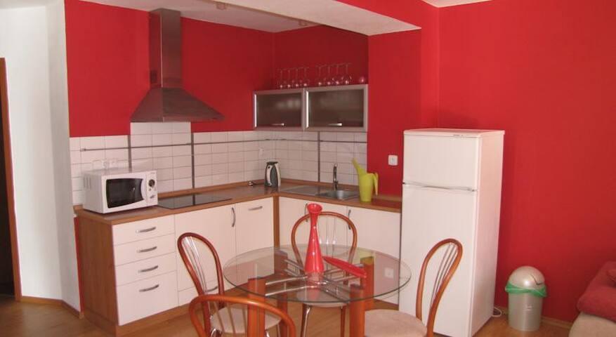 Apartmány KAPADO, RED - Liptovský Hrádok - Apartament