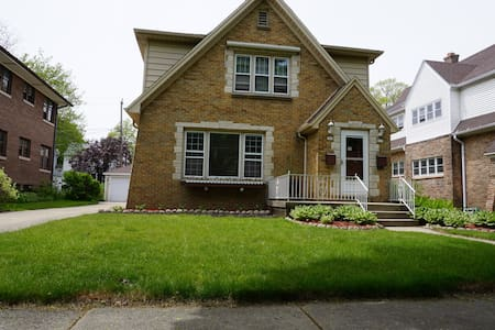 Charming Wauwatosa Home Near The Village - Wauwatosa - Pis