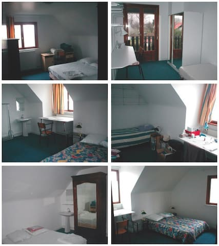CHAMBRE PRIVÉE / CO-LOCATION - Sainghin-en-Mélantois - Pension
