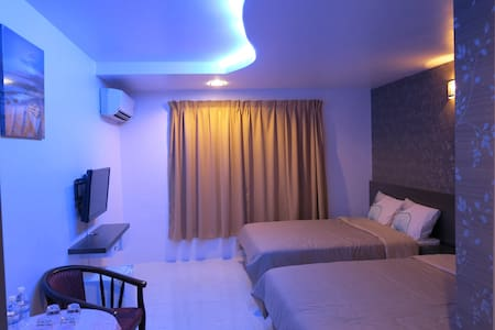 Pangkor Lot 10 Vacation Studio 邦咯乐天度假屋 - Pangkor - Wohnung