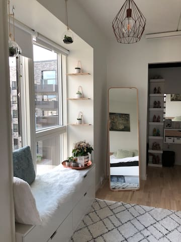 Cozy room with charm!