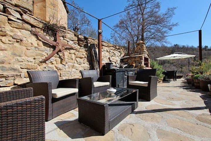 B&B Casa Alamos in de Spaanse Pyreneeën - Visalibóns