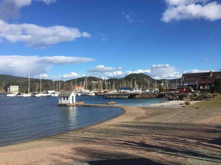 Ny leilighet i Sætre rett ved Oslofjorden