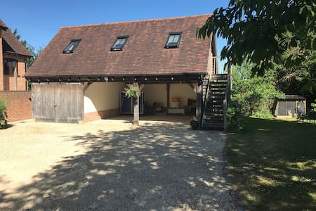 Recently converted luxury self contained annexe
