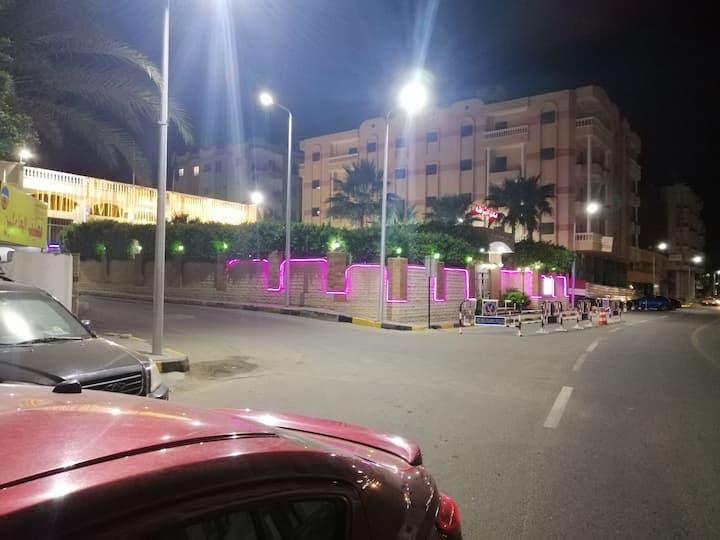 Ali flat in Shedwan Hurghada