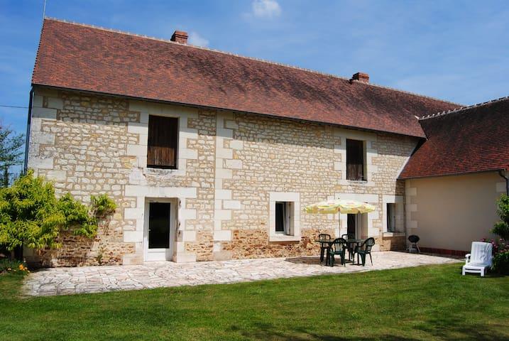 La Petite Maison des Mardelles - Villentrois - Casa