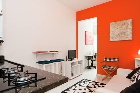 Design apt Ipanema. 1 or 2 bedrooms - Rio de Janeiro - Apartment