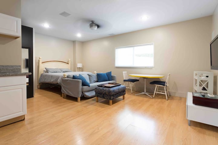 Roomy studio in Mar Vista