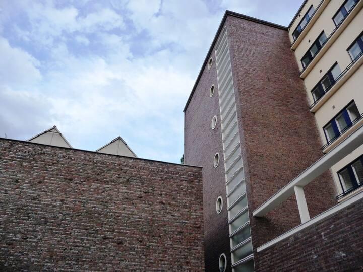 Kurfurstendamm Bauhaus Icon