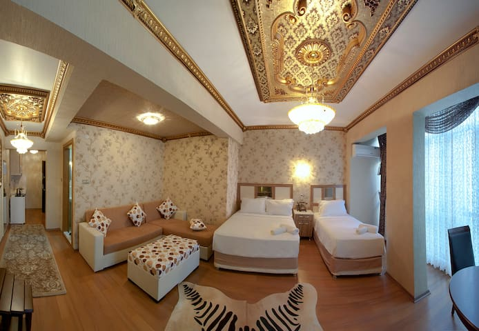 BÜYÜK HAMİT APART - Fatih - Appartamento con trattamento alberghiero