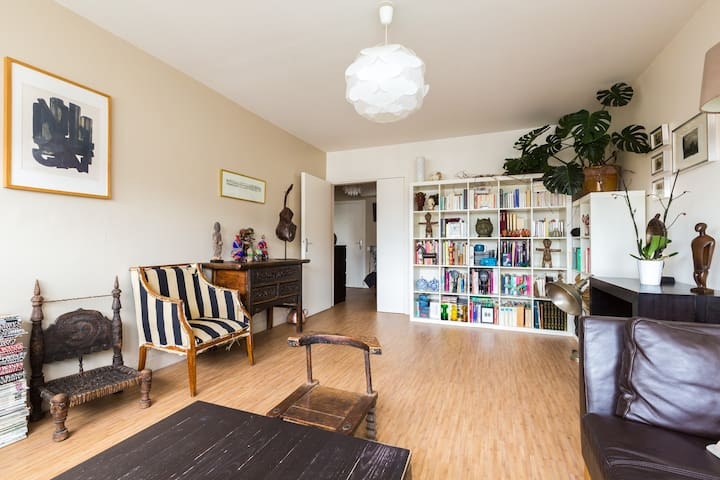 T.3 75m² Paris with beautiful view