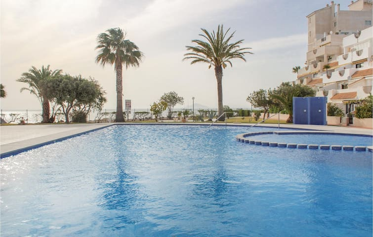 Holiday apartment with 1 bedroom on 50m² in San Javier