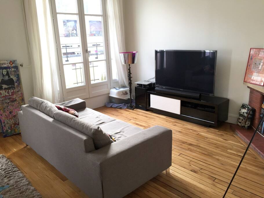 Salon - Living Room 3