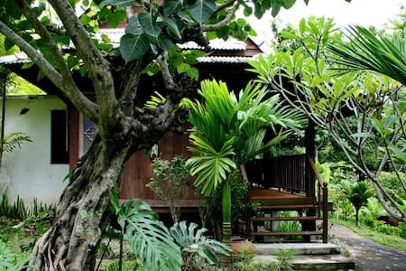 Relax in paradise at Mae Nai Garden