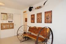A5 - The Wild Wild West Backpackers B & B