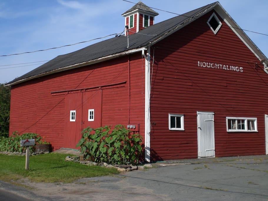 Original 1878 Barn