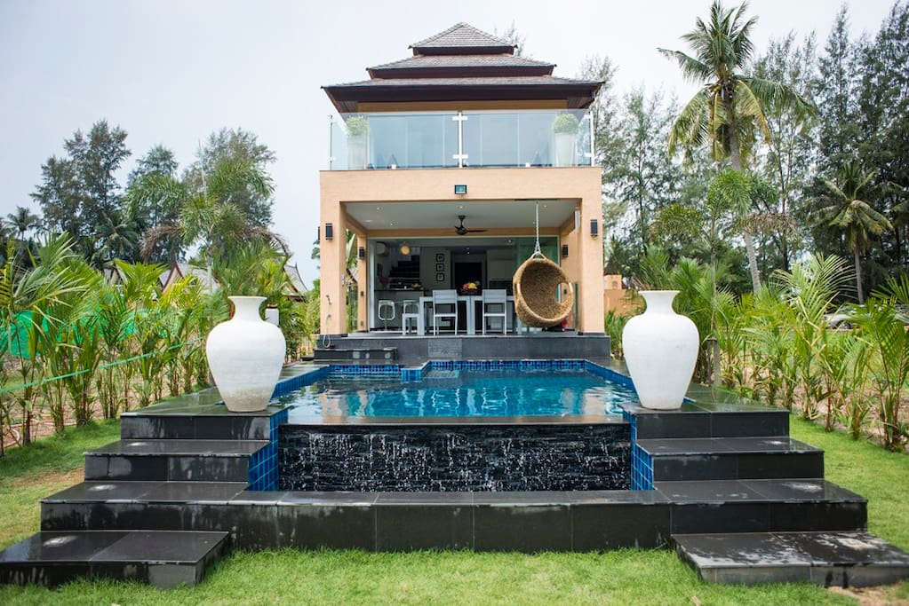 Palm Island Villa.
