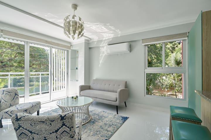 Beautiful Apartment in the Prestigious Gazcue Area